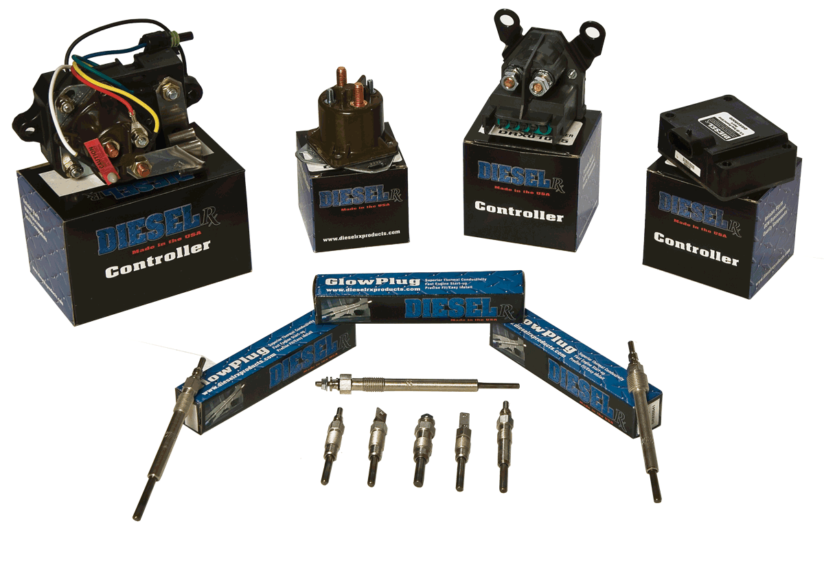 Diesel Rx Gm Glow Plug Wiring Dieselrx Manufactures And Supplies The Most Rugged Dependable Plugs Controllers For Pick Up Trucks In Industry