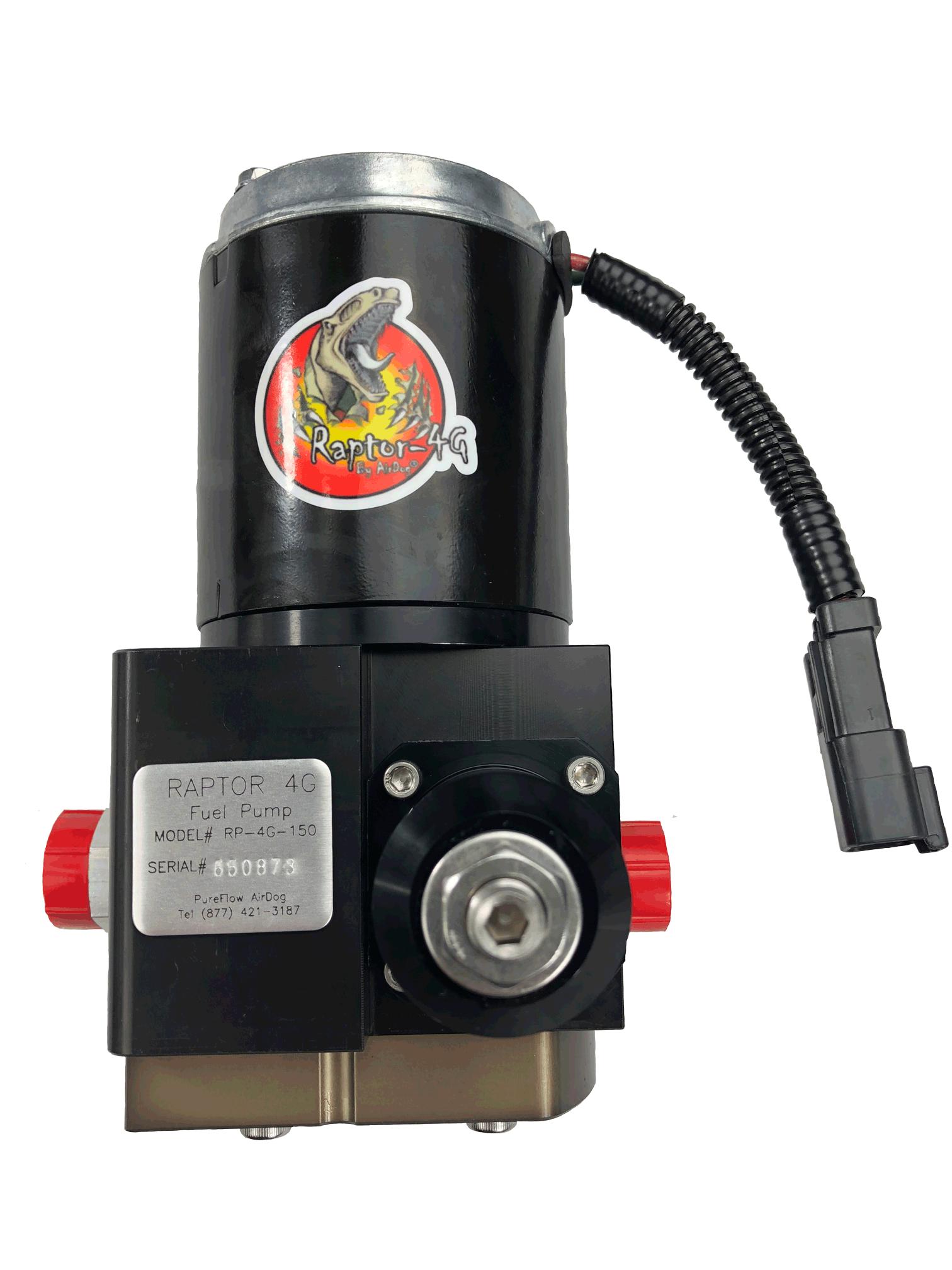 Raptor Fuel Pumps