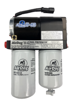 PureFlow AirDog - AirDog II-4G,  DF-100-4G 1998.5-2004 Dodge Cummins without In-Tank Fuel Pump