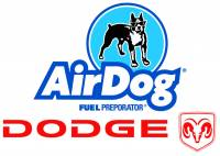 Dodge Cummins - AirDog II-4G,  DF-200-4G 1998.5-2004 Dodge Cummins