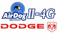 AirDog II-4G Dodge - AirDog II-4G,  DF-100-4G 1998.5-2004 Dodge Cummins without In-Tank Fuel Pump
